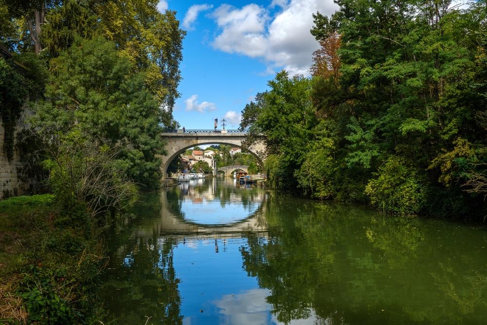 Pont au lot-et-garonne