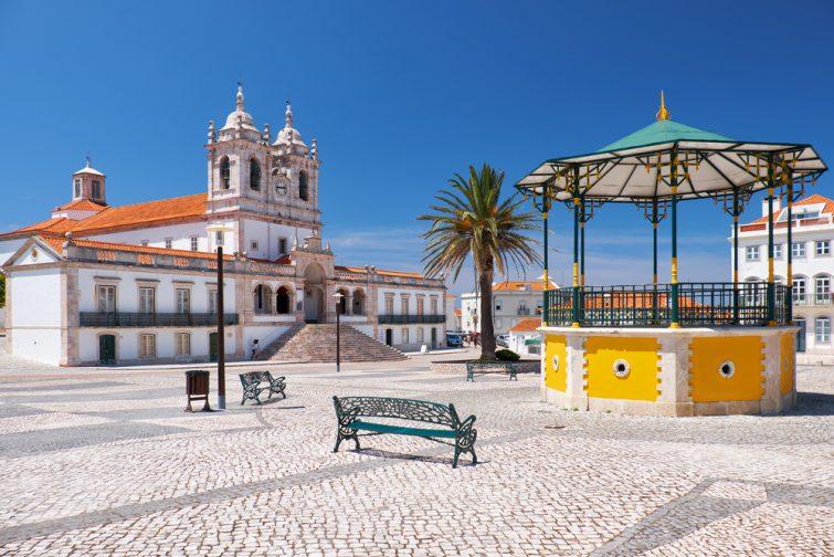 Nazaré Portugal excursion depuis Lisbonne