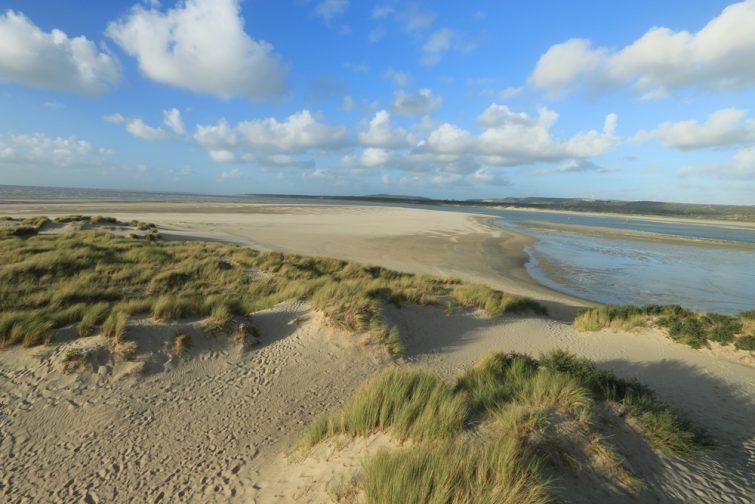 Nord de la France dune