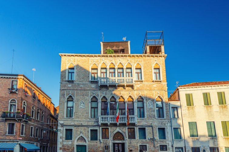 Palais Mocenigo musée Venise