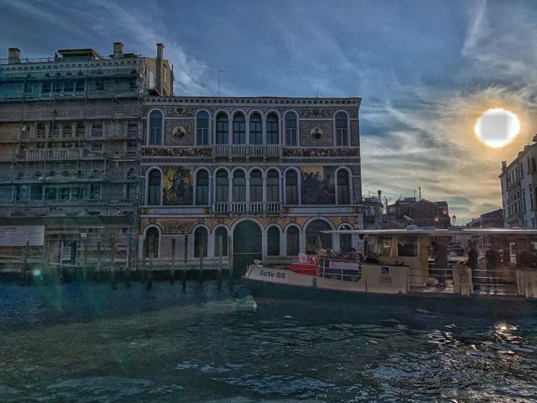 Palazzo Barbarigo Minotto lieu ou voir un opéra à Venise