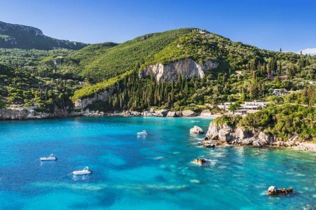 Les 8 meilleurs spots de plongée à Corfou