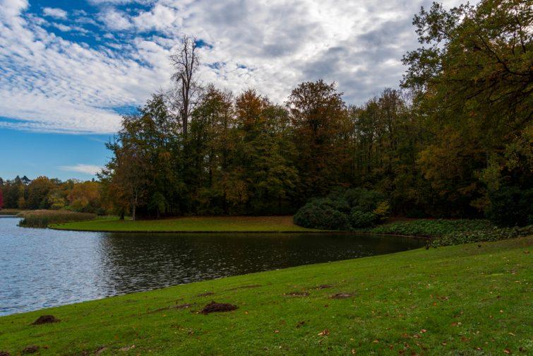 Parc de Tervuren visiter Brabant Flamand