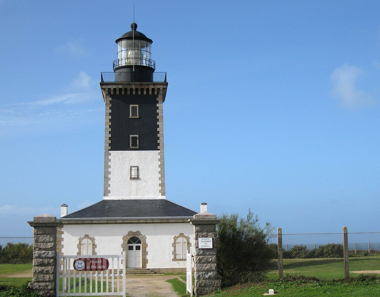 Phare de Pen-Men