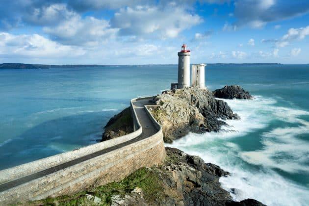 Plein phare sur la Bretagne