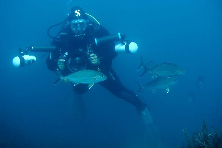 Visiter les îles lérins plongée