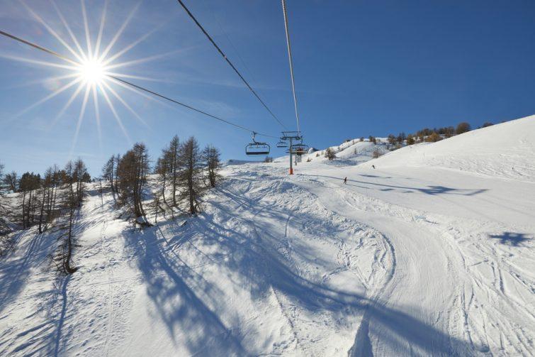 Pra-loup stations de ski Alpes du Sud