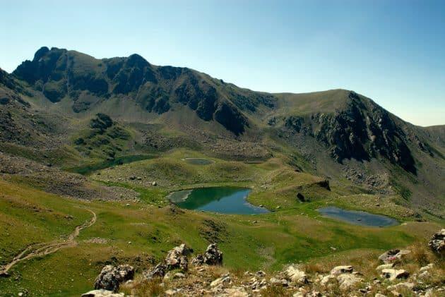 Lacs des Prals