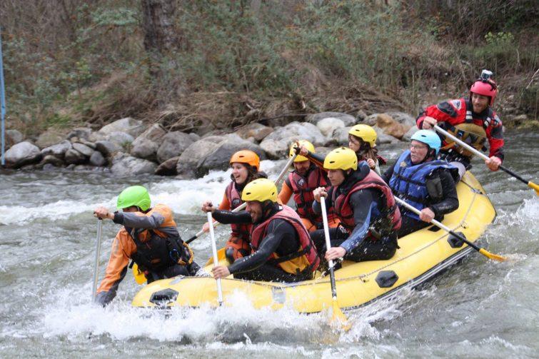 rafting-pyrennees