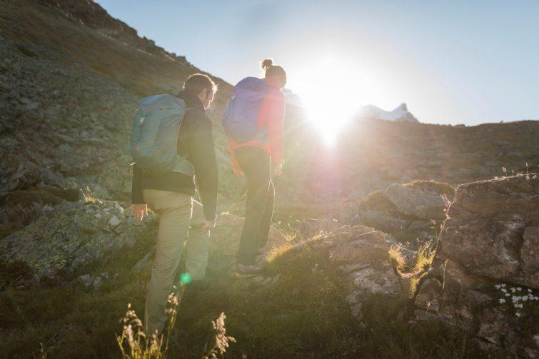 Randonnée activité outdoor à Zermatt