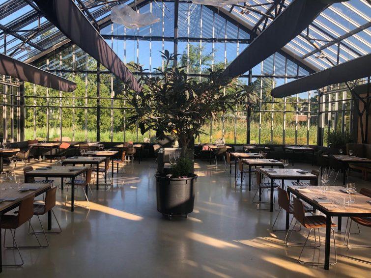 Restaurant en Kwekerij De Kas
