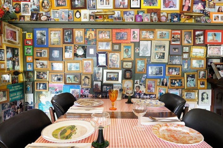 Moeders meilleurs restaurant à Amsterdam