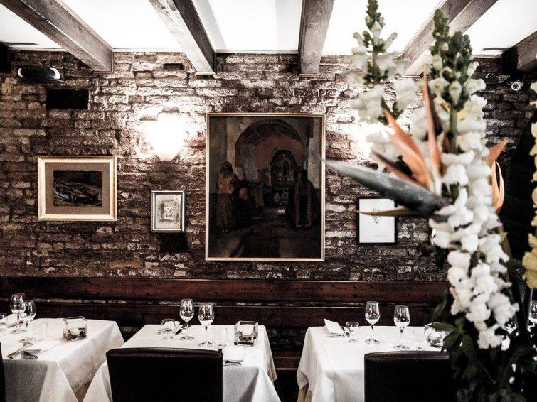 Al Covo meilleur restaurant à Venise