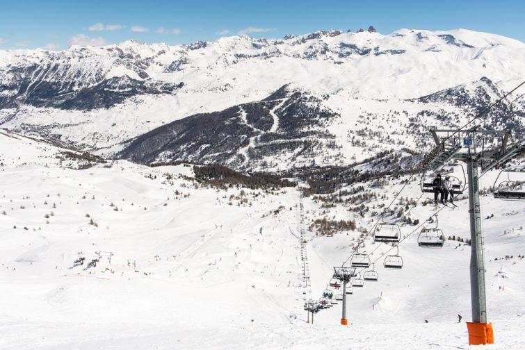 Risoul station de ski alpes du sud
