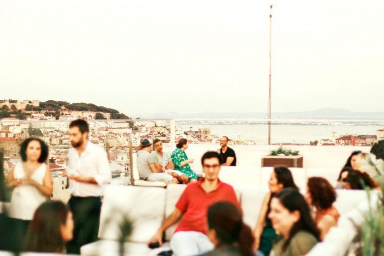 Level Eight Rooftop Bar meilleur rooftop lisbonne