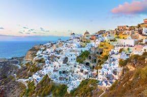 Les 15 plus beaux villages à Santorin