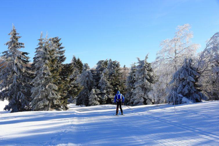 Station de ski des Vosges Schlucht