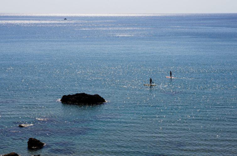 Stand up paddle Rhodes - activité nautique Rhodes