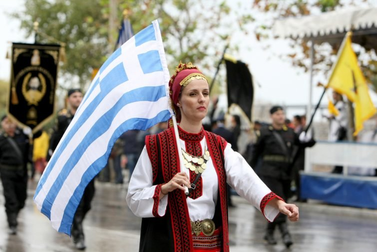 Fête nationale Grèce - période pour visiter Mykonos