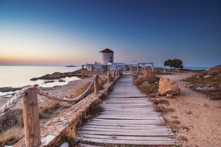 Skyros, Sporade