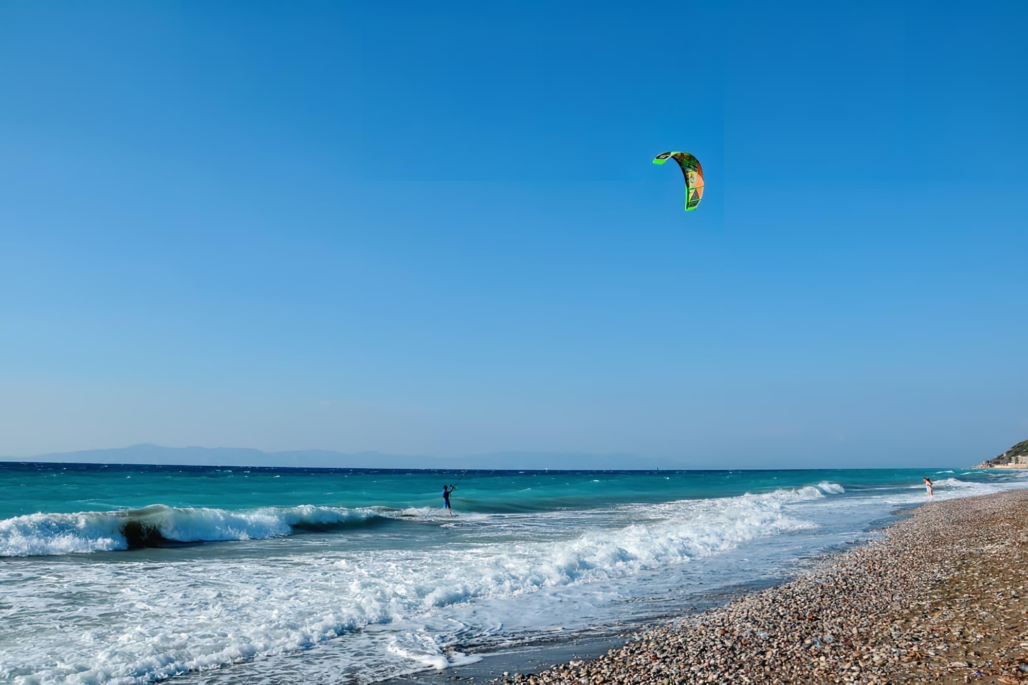 Kitesurf Rhodes