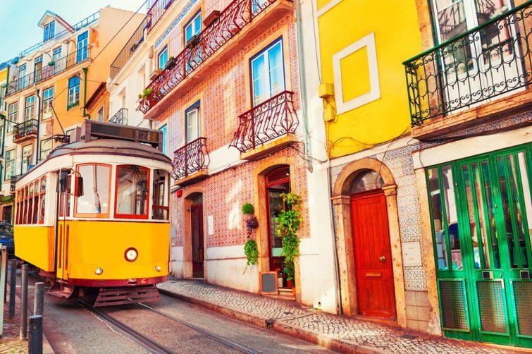 Lisbonne vieux quartier - activité outdoor lisbonne