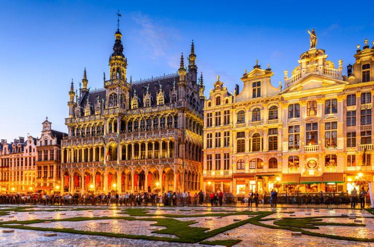 Belgique en camping-car