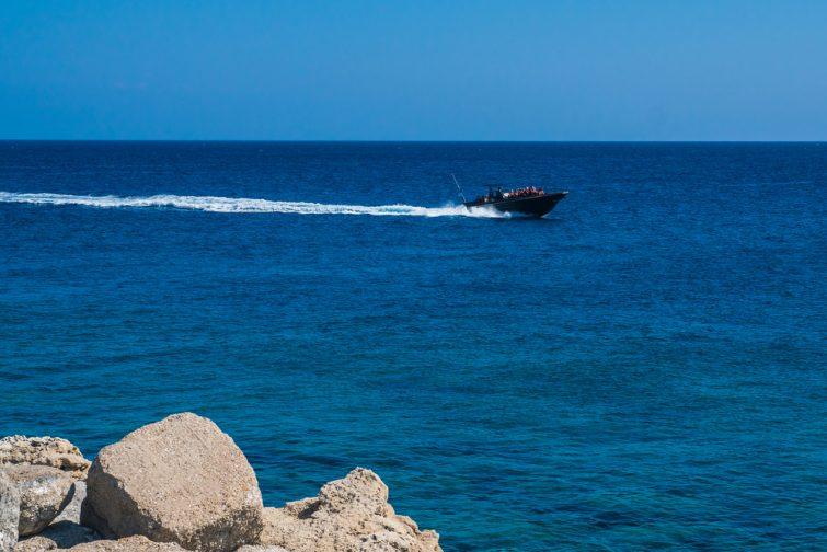 speedboat Rhodes - activité nautique Rhodes