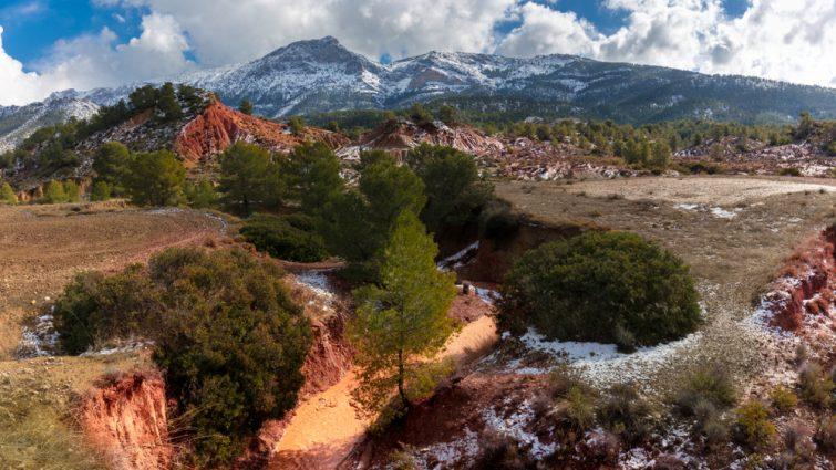 Sierra Espuña Espagne