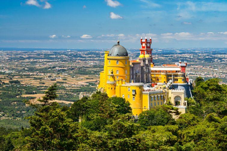 Sintra Portugal Excursion depuis Lisbonne