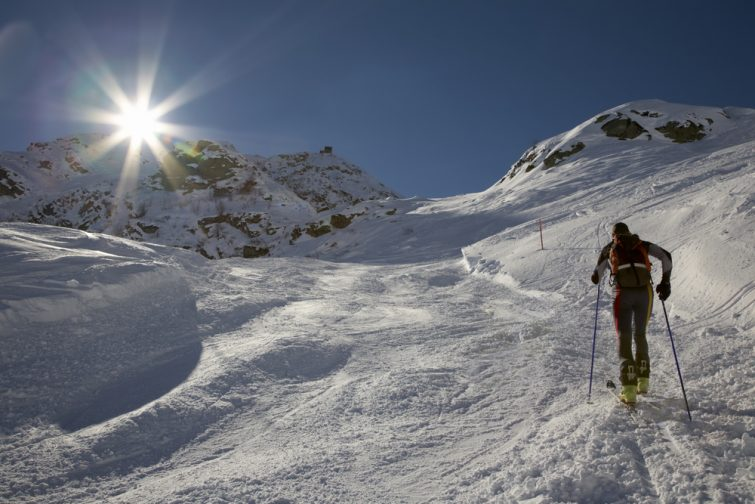 Ski de fond Wengen
