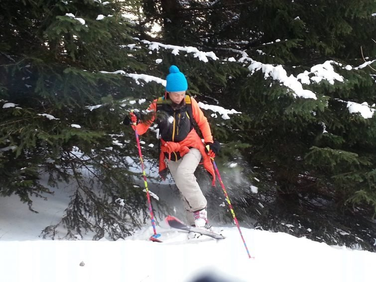 Ski nordique Val Cenis