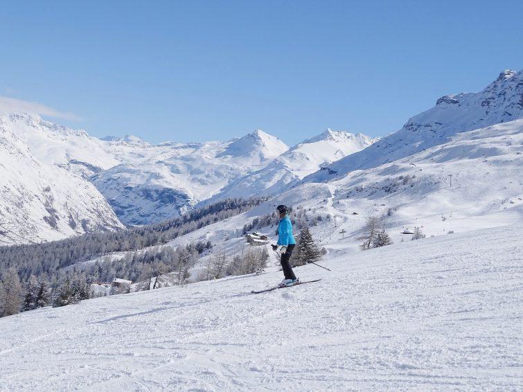 Ski activité outdoor à Val Cenis
