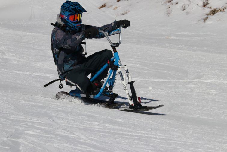 Snowscoot Orres
