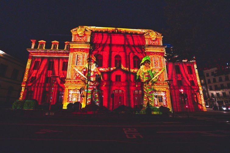 Spectacle des lumières visiter le Puy-en-Velay