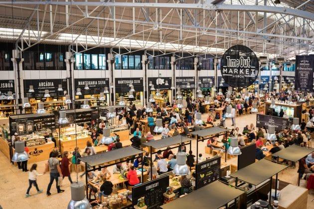 Les 11 meilleurs marchés de Lisbonne