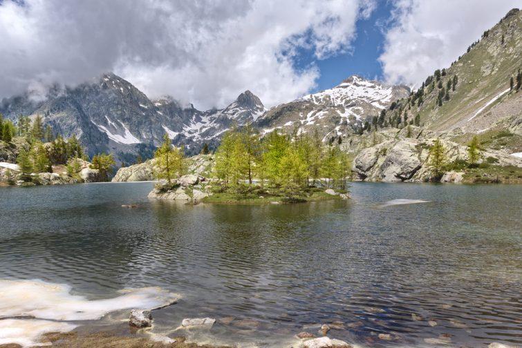 Lac Trécolpas