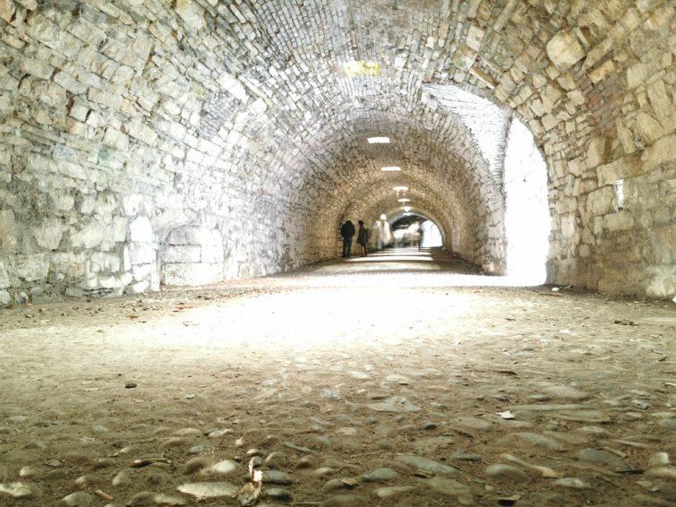 Tunnel Brescia