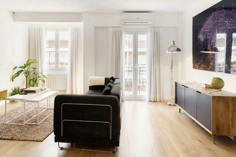 Airbnb Valence : Loft au design nordique