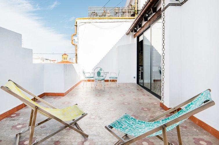 Studio dans le quartier de Ruzafa