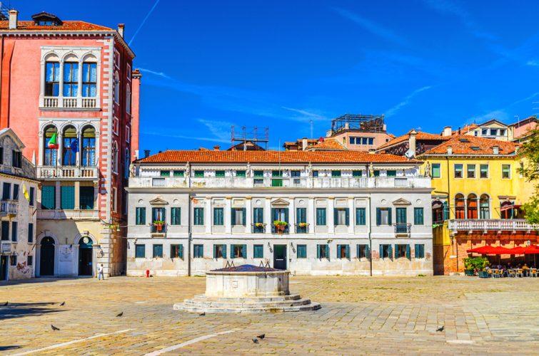 Campo San Polo, Venise