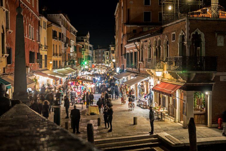 Cannaregio, endroit idéal où sortir à Venise