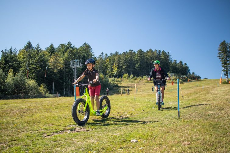 VTT activités outdoor à Chalmazel