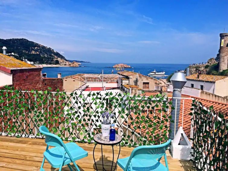 Tossa Apartment-100m from Beach & 50m to Castle