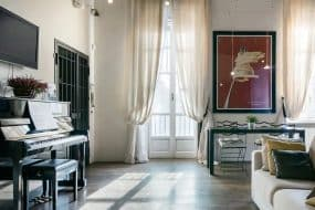 Prestigious Historical Apartment in the Heart of Turin