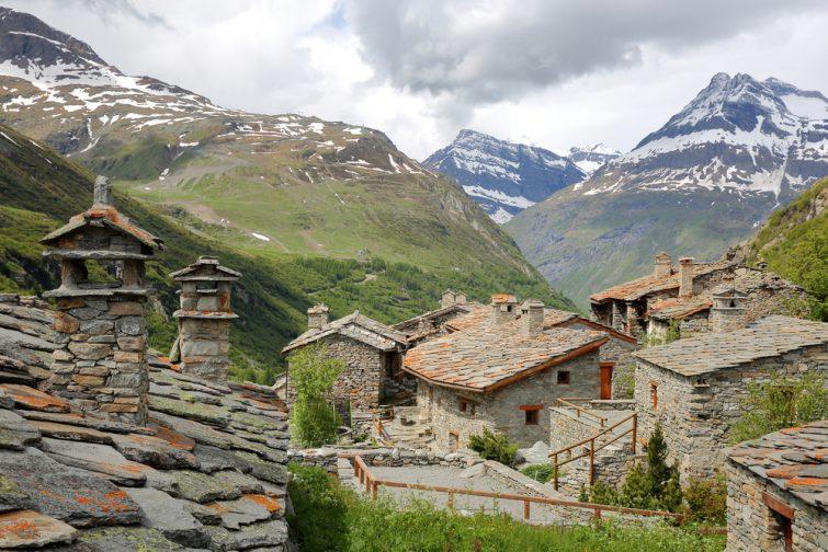 Bonneval-sur-Arc-alpes