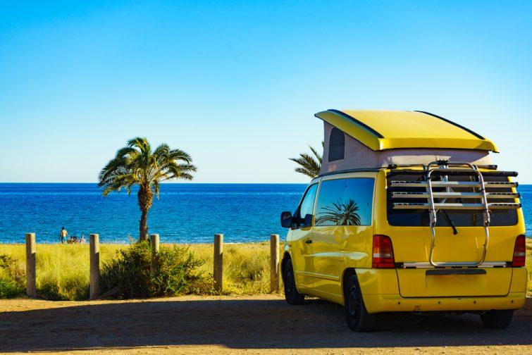 Camping-Car Barcelone