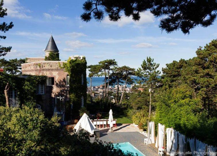 Hotel le donjon Etretat