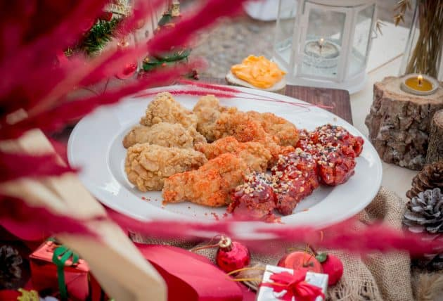 Noël au Japon : quand le poulet éclipse la dinde