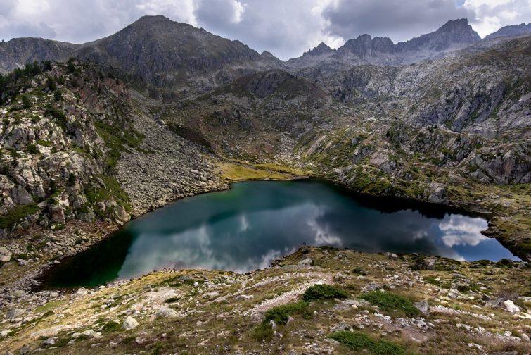 Lac de la Glère